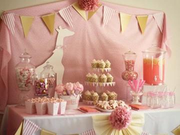 Ιδέες για Baby Shower Party