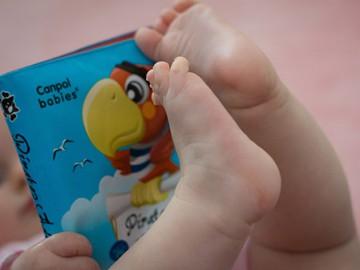 Βοηθήστε το μωρό σας να γίνει ενα πανέξυπνο παιδί!